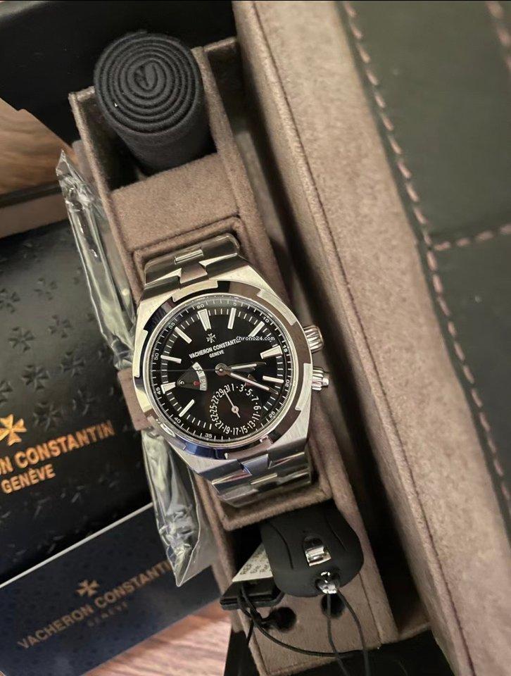 Vacheron Constantin Overseas Dual Time 7900V/110A-B546 2021 new