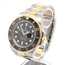 Rolex Sea-Dweller Золото/Cталь 43mm