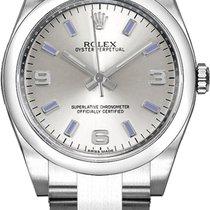 Rolex Oyster Perpetual 26 novo Automático Relógio com caixa original 176200-SLVABSO