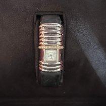Cartier Titan Quarz Silber gebraucht