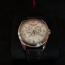 Patek Philippe Annual Calendar nuevo 2006 Automático Reloj con estuche y documentos originales 5035G
