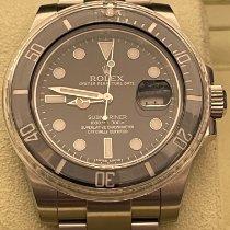 Rolex Submariner Date 116610LN Ottimo Acciaio 40mm Automatico Italia, milano