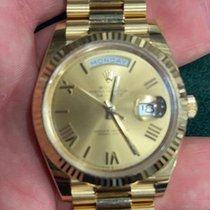 Rolex Day-Date 40 Gelbgold 40mm Deutschland, Duisburg