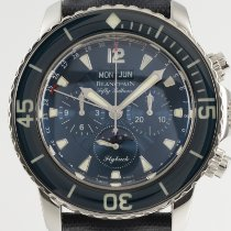 Blancpain Fifty Fathoms Steel 45mm Blue