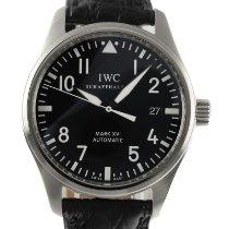IWC Pilot Mark Steel 38.5mm Black