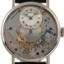 Breguet Tradition pre-owned 38mm Crocodile skin