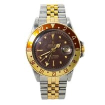 Rolex GMT-Master Steel 40mm Brown United States of America, New York, New York