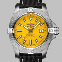 Breitling Avenger Seawolf новые Автоподзавод Часы с оригинальными документами и коробкой A17319101I1X2