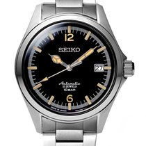 Seiko SZSB006 Steel 2019 40mm pre-owned