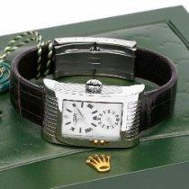 Rolex Cellini Prince 5441/9 Nu a fost purtat Aur alb 38mm Armare manuala