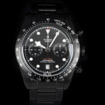 Tudor Black Bay Chrono Steel 41mm Black No numerals South Africa, Pretoria