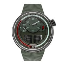 HYT pre-owned Manual winding 48.8mm Green 3 ATM