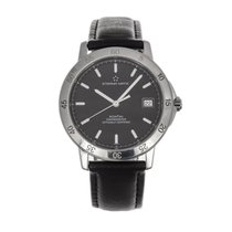 Eterna Steel 36mm Automatic 1400.41 pre-owned United States of America, Florida, Hallandale Beach