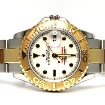Rolex 169623 Gold/Steel 1999 Yacht-Master 29mm pre-owned