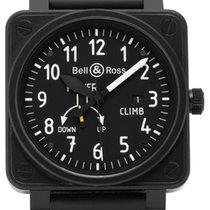 Bell & Ross BR 01-97 Réserve de Marche Сталь 46mm