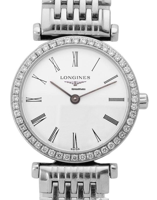Longines La Grande Classique L4.241.0.11.6 2017 pre-owned