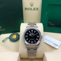 Rolex Explorer Steel 36mm Black Arabic numerals United States of America, Illinois, Springfield