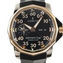 Corum 01.0002 Titanium 2010 Admiral's Cup (submodel) 47mm pre-owned