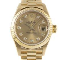 Rolex Lady-Datejust Oro amarillo 26mm Oro