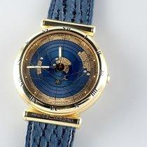 Ulysse Nardin Planetarium Copernicus Yellow gold 42mm Blue