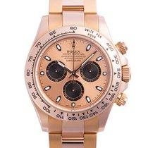 Rolex Daytona Красное золото 40mm Розовый