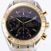 Omega Gold/Steel 39mm Automatic 3313.50.00 pre-owned