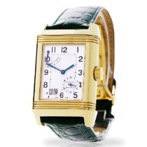 Jaeger-LeCoultre Yellow gold Manual winding 240.1.15 pre-owned