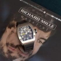 Richard Mille RM 029 Titanium 48mm Transparent Arabic numerals