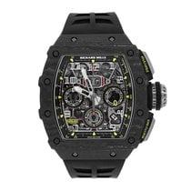 Richard Mille RM 011 Carbon 49.94mm Transparent Arabic numerals United States of America, Pennsylvania, southampton