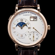 A. Lange & Söhne Grand Lange 1 Rose gold 41mm United States of America, Massachusetts, Boston