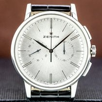 Zenith Steel Automatic 42mm Elite Chronograph Classic