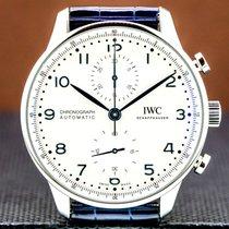 IWC Portuguese Chronograph Steel 41mm United States of America, Massachusetts, Boston