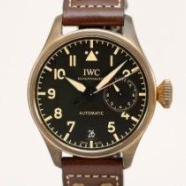 IWC IW501005 Bronze 2019 Big Pilot 46.2mm pre-owned