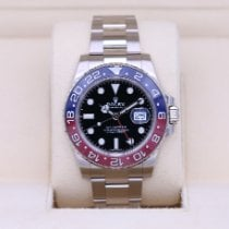Rolex 116719BLRO White gold 2018 GMT-Master II 40mm pre-owned United States of America, Tennesse, Nashville