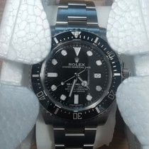 Rolex 116600 Staal 2015 Sea-Dweller 4000 40mm nieuw