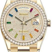 Rolex Day-Date 40 228348RBR Nuevo Oro amarillo 40mm Automático