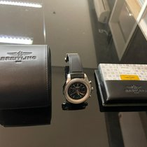 Breitling usado Automático 49mm Preto