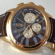 Audemars Piguet Millenary Chronograph Rose gold 47mm Brown