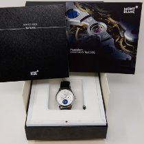 Montblanc Heritage Chronométrie Steel 40mm Silver United States of America, California, Cupertino