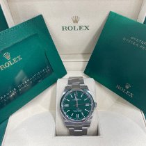 Rolex 124300 Steel 2021 Oyster Perpetual 41mm new United States of America, New York, New York