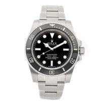 Rolex Submariner (No Date) Steel 40mm Black No numerals United States of America, Pennsylvania, Bala Cynwyd