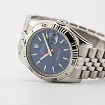 Rolex Datejust Turn-O-Graph Steel 36mm Blue No numerals United States of America, New Jersey, Oradell