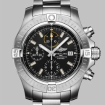 Breitling Avenger новые Автоподзавод Хронограф Часы с оригинальными документами и коробкой A13317101B1A1