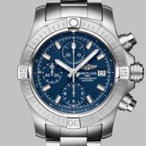 Breitling Avenger новые Автоподзавод Хронограф Часы с оригинальными документами и коробкой A13385101C1A1