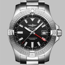 Breitling Avenger A32397101B1A1 New Steel 43mm Automatic