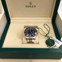 Rolex Submariner Date 116613LB Very good Gold/Steel 40mm Automatic Malaysia, kuala lumpur