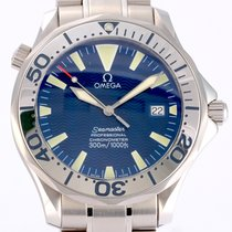 Omega Seamaster Diver 300 M 2256.80.00 Very good Steel 41mm Automatic