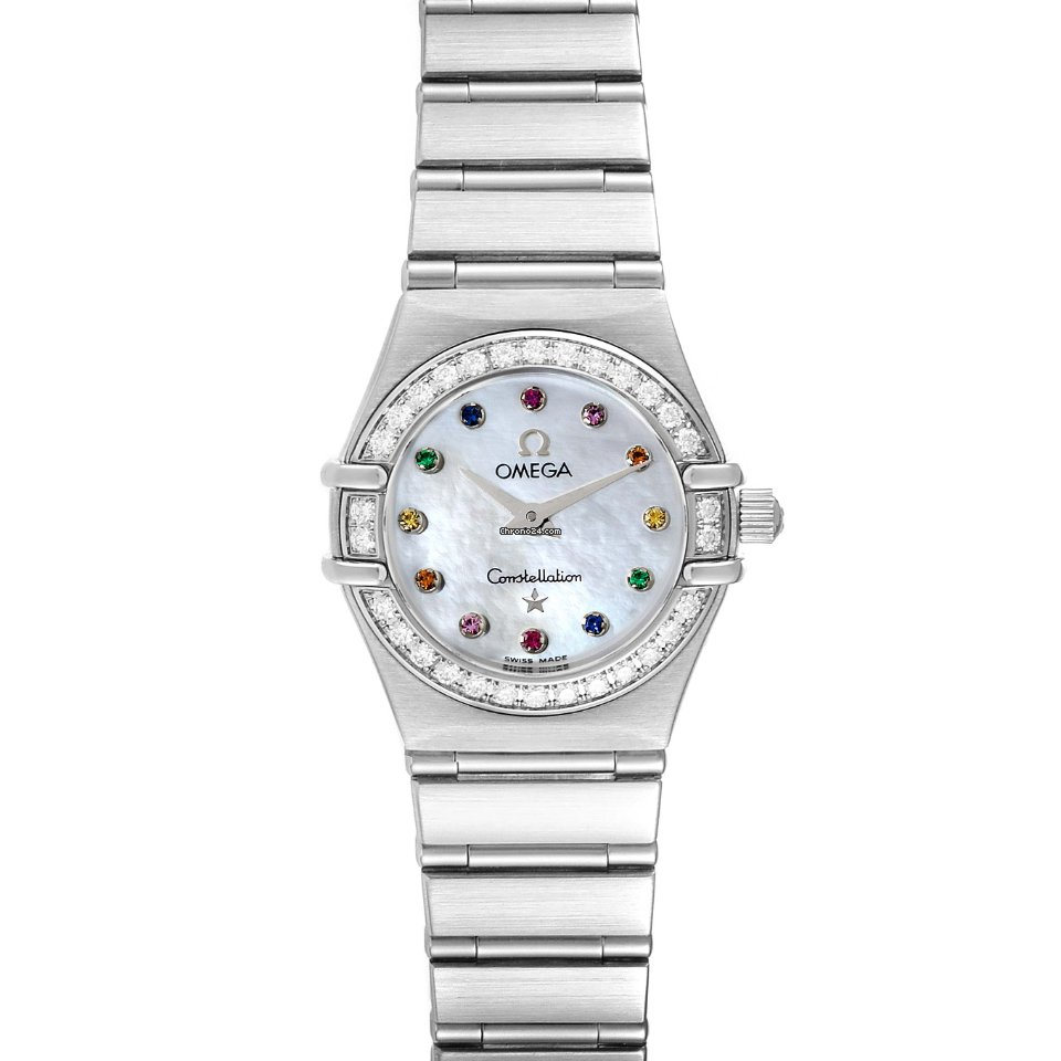 Omega Constellation Ladies 1460.79.00 pre-owned