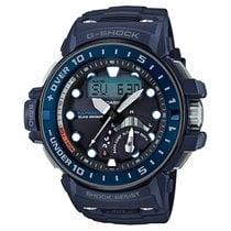 卡西欧 G-Shock GWN-Q1000A-2AJF 未使用过 钢 48mm