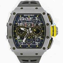 Richard Mille RM11-03 TI Titanium 2020 RM 011 50mm pre-owned
